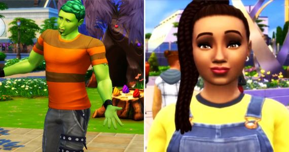The Sims 4: 5 Of The Coolest-Looking Wearable Items