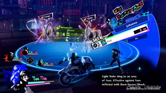 Persona 5 Strikers - How to Farm Money and Raise Bond Levels