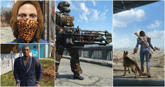 Fallout 4: The 10 Most Exceedingly Rare Items In The Game