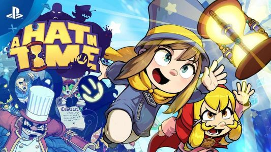 A Hat in Time Announced for Switch, New Add-On Coming to PC