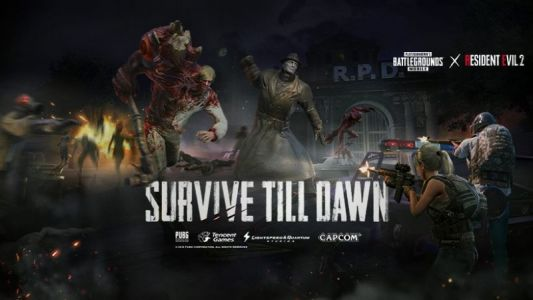 PUBG Mobile's Crossover With Resident Evil 2 Is Live