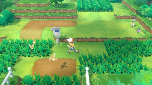 Pokemon Let's Go, Pikachu! and Let's Go, Eevee! Receive New Trailer Showing Off Mega Evolutions