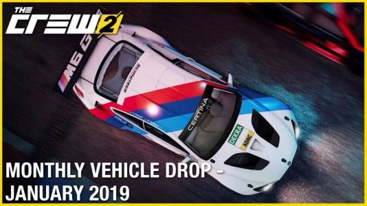 The Crew 2 January Vehicle Drop Detailed