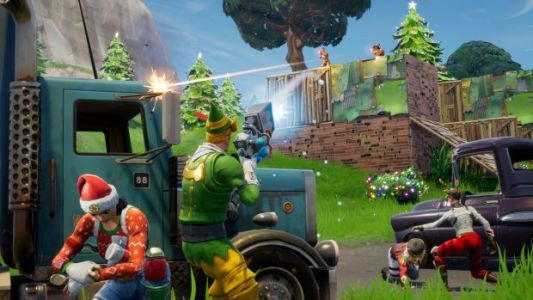 Fortnite Season 5 - Week 2 Challenges Guide: Score A Basket On Different Hoops, Search Chests In Loot Lake, Search Ammo Boxes, And More