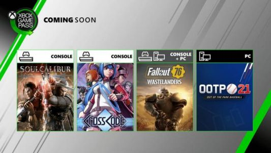 Xbox Game Pass Adds SoulCalibur VI, Fallout 76 and More in July