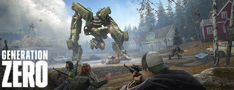 Now Available on Steam - Generation Zero