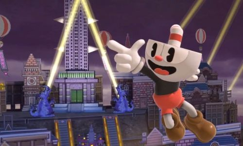 Cuphead and Assassin's Creed are invading Smash Ultimate in Mii form