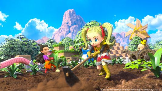 Sandbox RPG Dragon Quest Builders 2 Launches on PS4 July 12