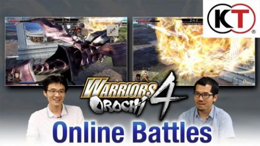 Get a Glimpse of Warriors Orochi 4 Online Multiplayer