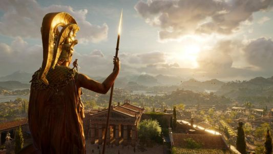 Assassin's Creed Odyssey Cinematic Trailers Tease Mythical Monsters