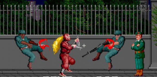 The original Ninja Warriors is back on Nintendo Switch