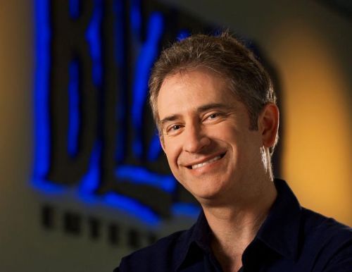 Blizzard co-founder Mike Morhaime no longer has a non-compete, could be coming back to games