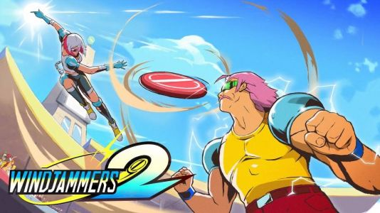 Windjammers 2 Announced