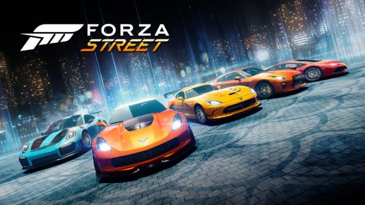 The first Forza game for Android is coming next month