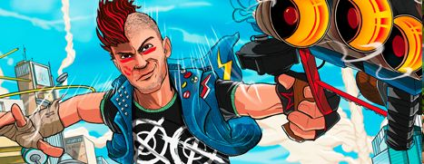 Now Available on Steam - Sunset Overdrive