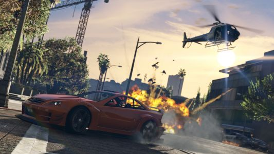 Grand Theft Auto 5: Premium Edition is Free on Epic Games Store