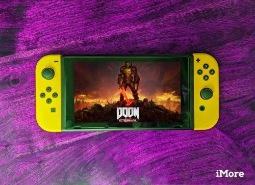 DOOM Eternal for Nintendo Switch 'very close', says developer