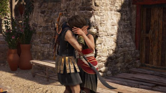Assassin's Creed Odyssey romance guide: Odessa, Auxesia, Daphnae, Alkibiades