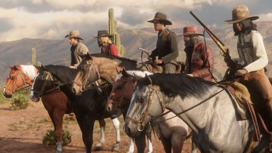 Red Dead Online Gets Next Major Content Drop