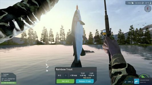 Ultimate Fishing Simulator moving to consoles