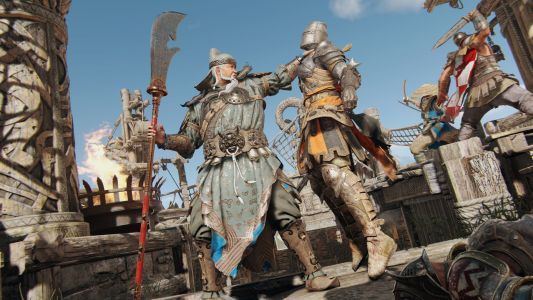 For Honor's Marching Fire Expansion and Update Now Live