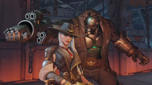Overwatch's New Hero Ashe is Now Available