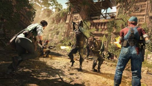 Strange Brigade is a satisfying co-op shooter that encourages efficient fighting