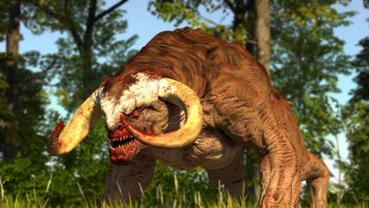 Serious Sam 4 has 100,000 enemies on screen, a 128km map, and 16-player co-op