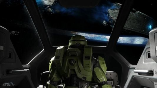 343 Industries Working on Halo Infinite Year-End Update