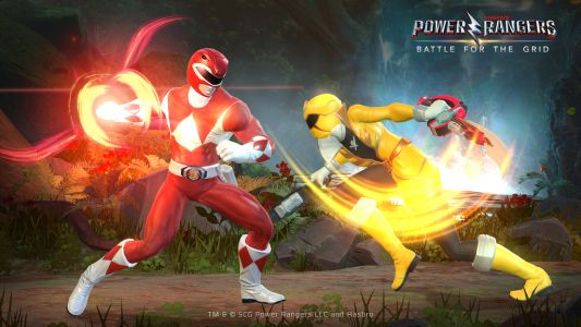 A Mighty Q&A - Power Rangers: Battle for the Grid