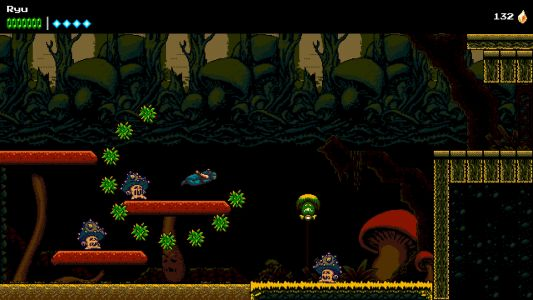 The Messenger on PS4 delivers a perfectly suitable experience