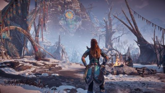 Horizon: Zero Dawn Complete Edition Already a Top Seller on Steam