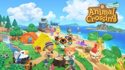 Animal Crossing: New Horizons Sales Top 5 Million Units in Japan, Switch Sold 93,799 Units Last Week