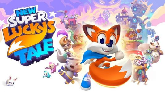 New Super Lucky's Tale Coming to the PlayStation 4 and Xbox One This Summer