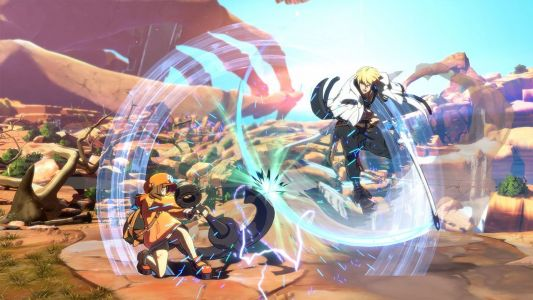 Guilty Gear Strive - Bandai Namco Announced as Publisher for Europe, Asia