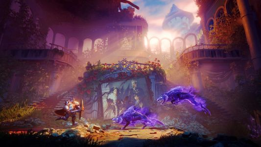 Meet the Heroes of Trine 4, Out October 8 on PS4