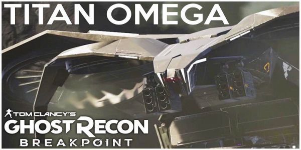 How to Beat Titan Omega in Ghost Recon Breakpoint's New Raid