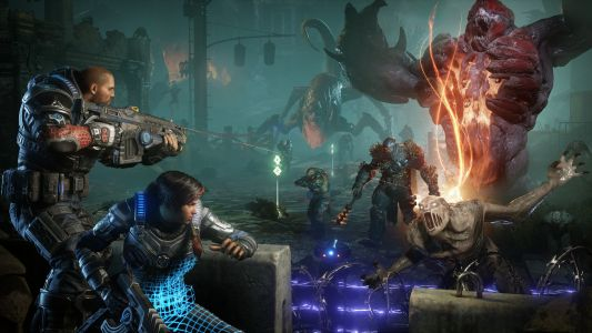 Xbox One at Gamescom 2019 Preview: Gears 5, Ghost Recon Breakpoint, Age of Empires and More
