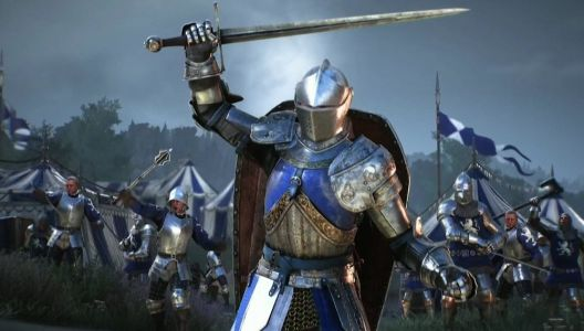 Protect your neck on the bloody battlefields of Chivalry II
