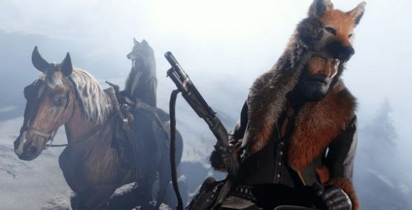 Track down two Legendary Coyotes in Red Dead Online this week