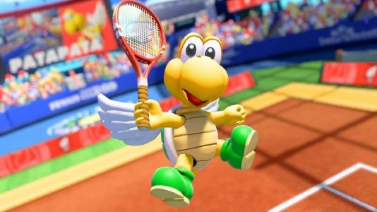 Colourful Koopa Troopa variants coming to Mario Tennis Aces