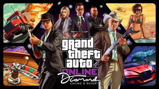 GTA Online Diamond Casino & Resort Opening July 23
