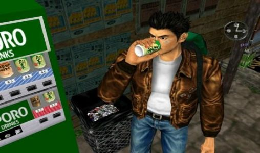 Shenmue I and II's Gameplay Ranges from Jiu-Jitsu Moves to Minigames