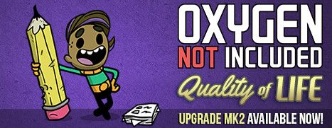 Midweek Madness - Oxygen Not Included, 25% Off
