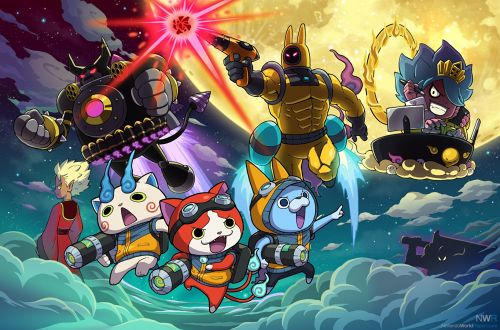 Yo-Kai Watch Blasters: Red Cat Corps and White Dog Squad Review