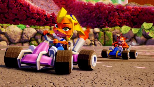 The Crash Team Racing remaster is getting PS4-exclusive retro skins