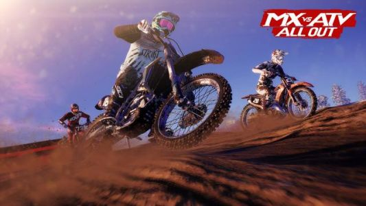 MX vs. ATV All Out Anniversary Edition Announced for PS4, Xbox One and PC