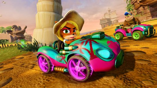 Crash Team Racing Nitro-Fueled Has Reached Over 1 Million Online Connected Players On PS4