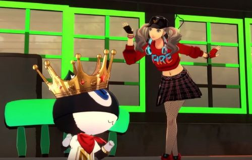 Persona Dancing trailers introduce The Phantom Thieves and The SEES