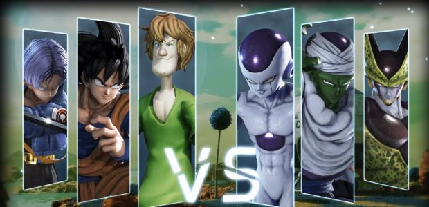 Zoinks! Scooby-Doo's Shaggy made it into a fighting game after all